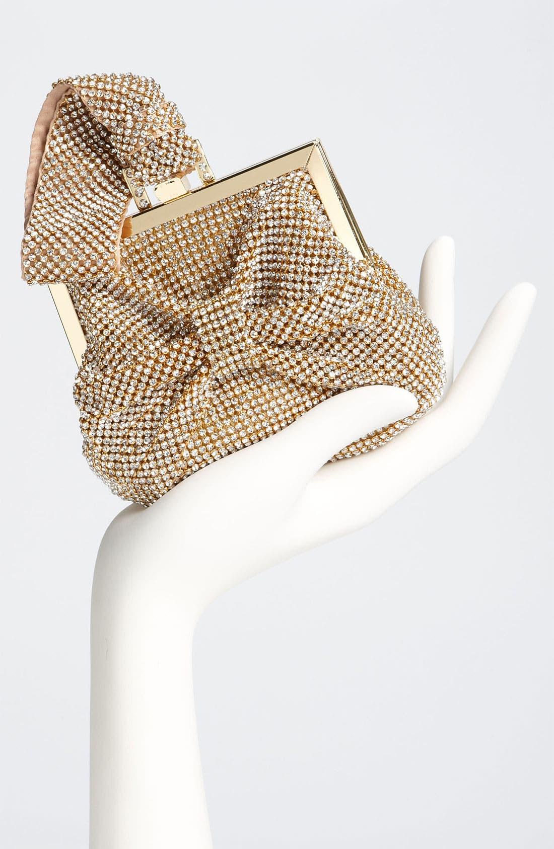 Alternate Image 2  - Natasha Couture Bow Wristlet