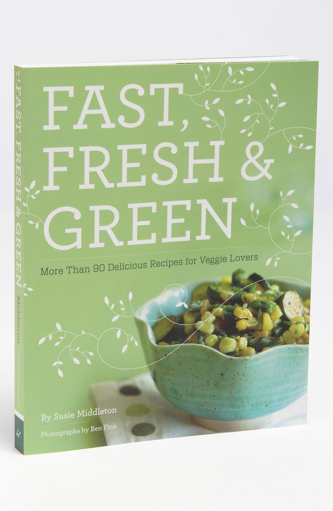 Alternate Image 1 Selected - 'Fast, Fresh & Green' Cookbook
