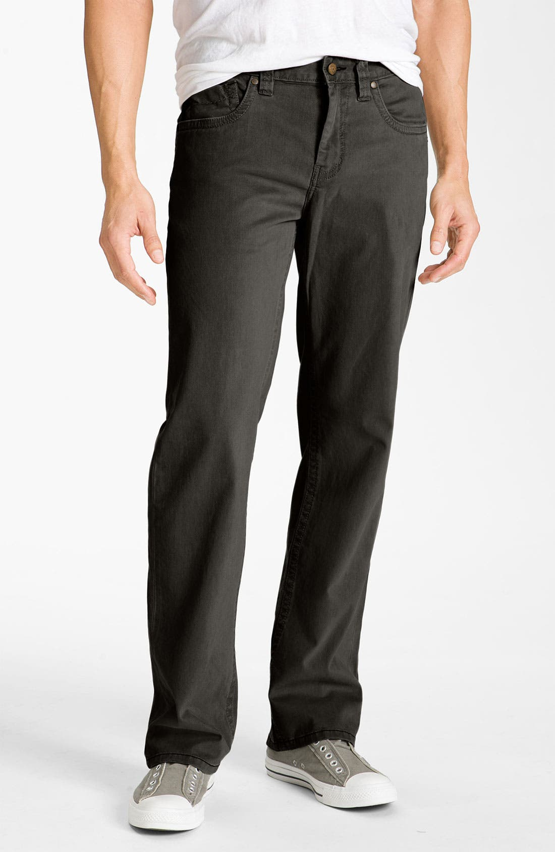 Alternate Image 1 Selected - Tommy Bahama Denim 'Twill Smith' Standard Fit Pants