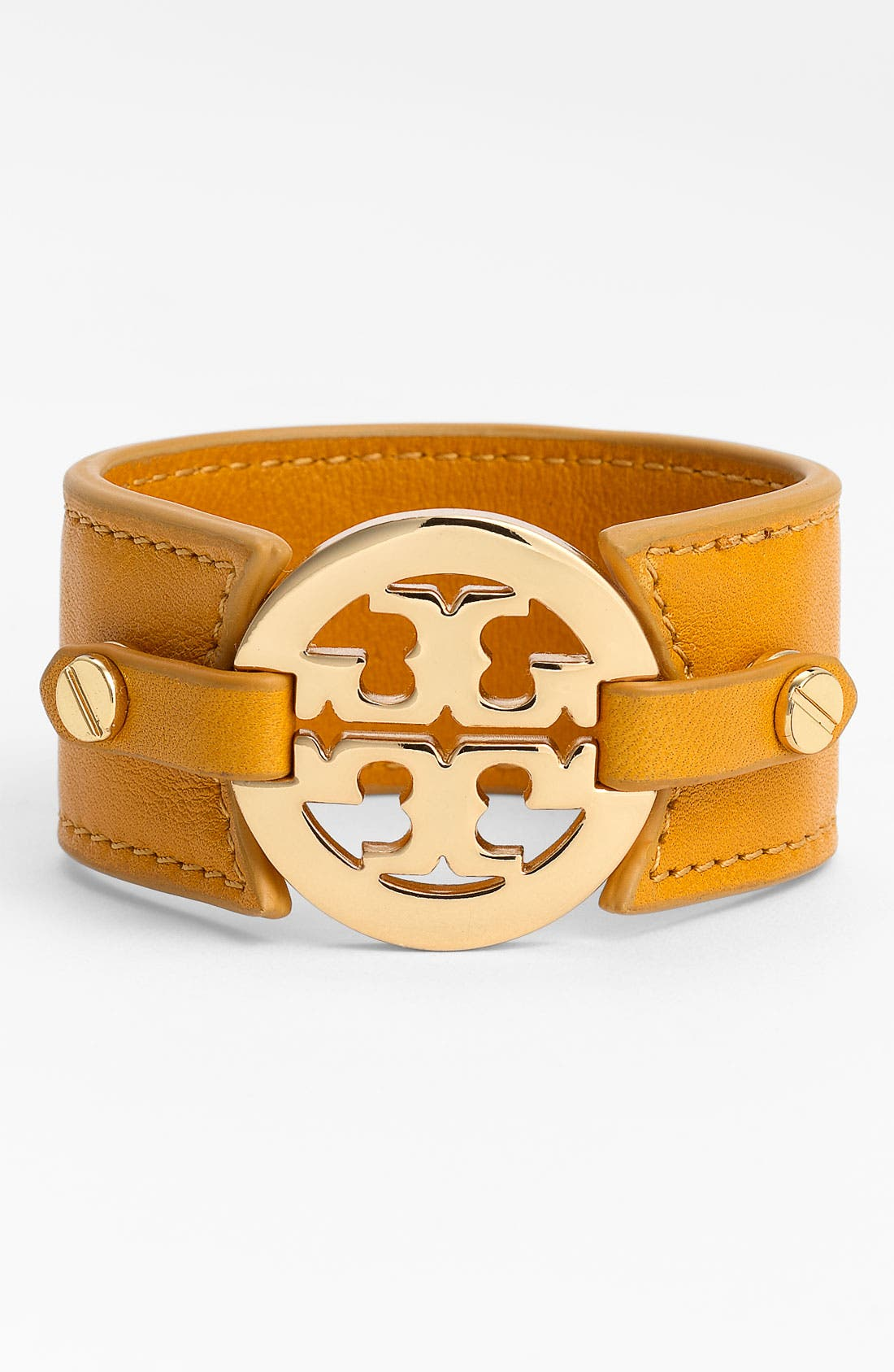 Alternate Image 1 Selected - Tory Burch Double Snap Cuff