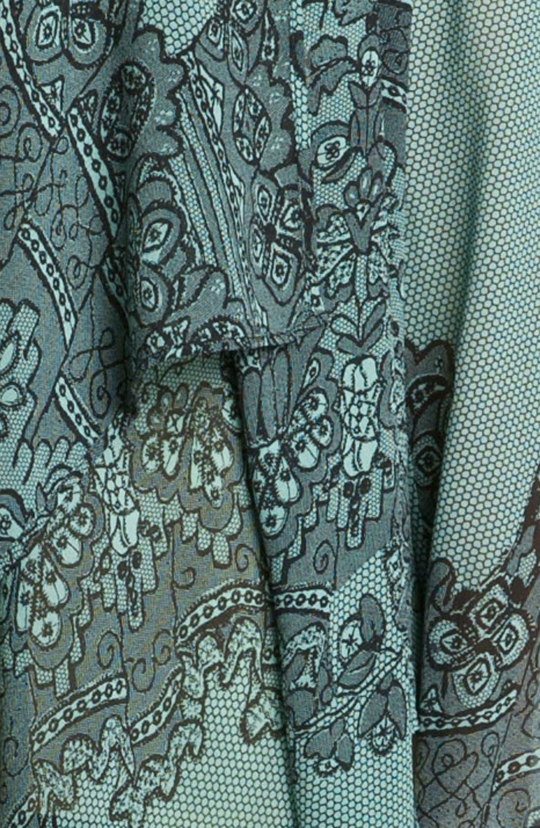 Alternate Image 3  - Citron Asymmetrical Silk Tunic