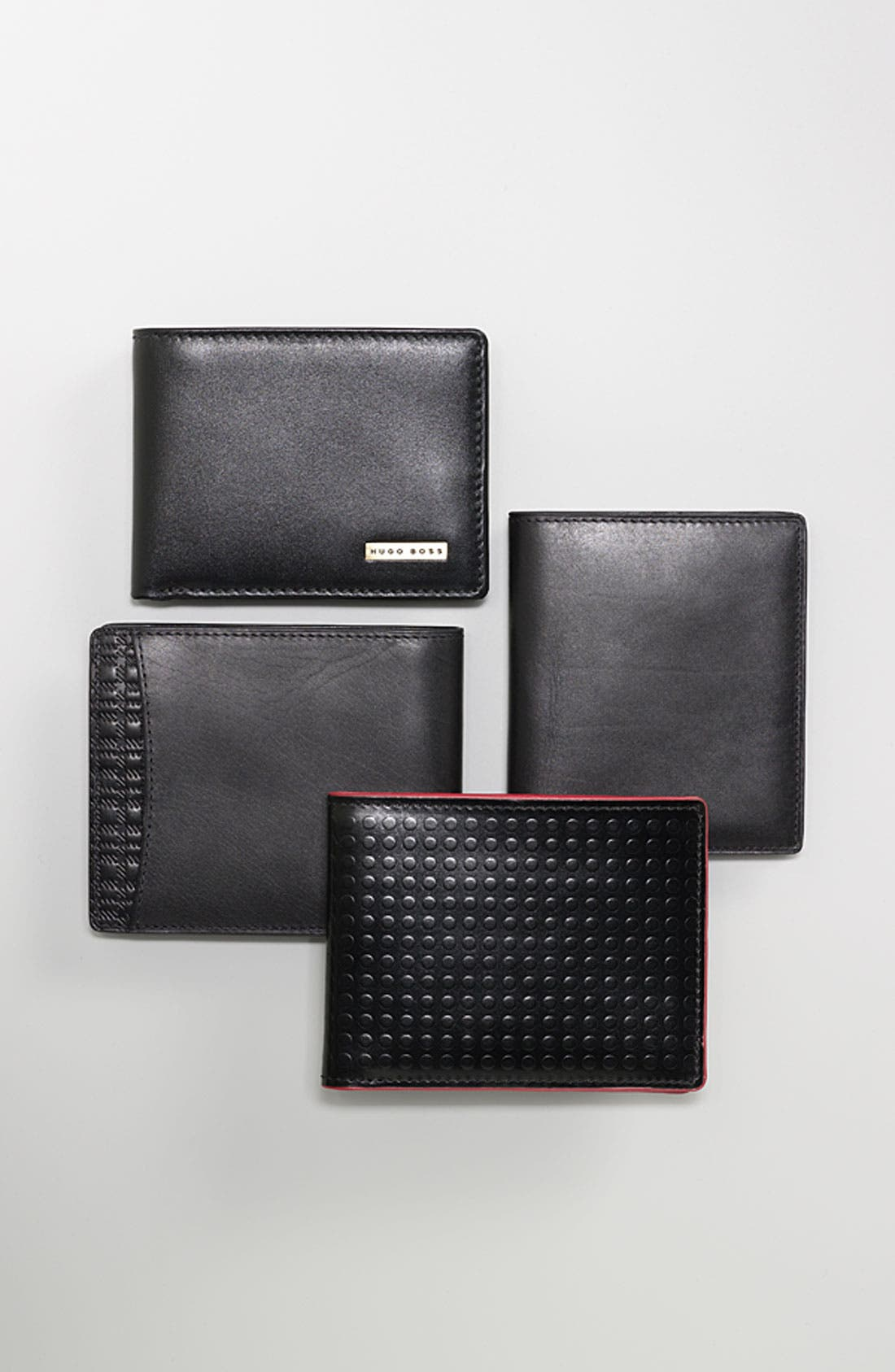 Alternate Image 2  - Boconi 'Xavier Vintage' Slimfold Wallet