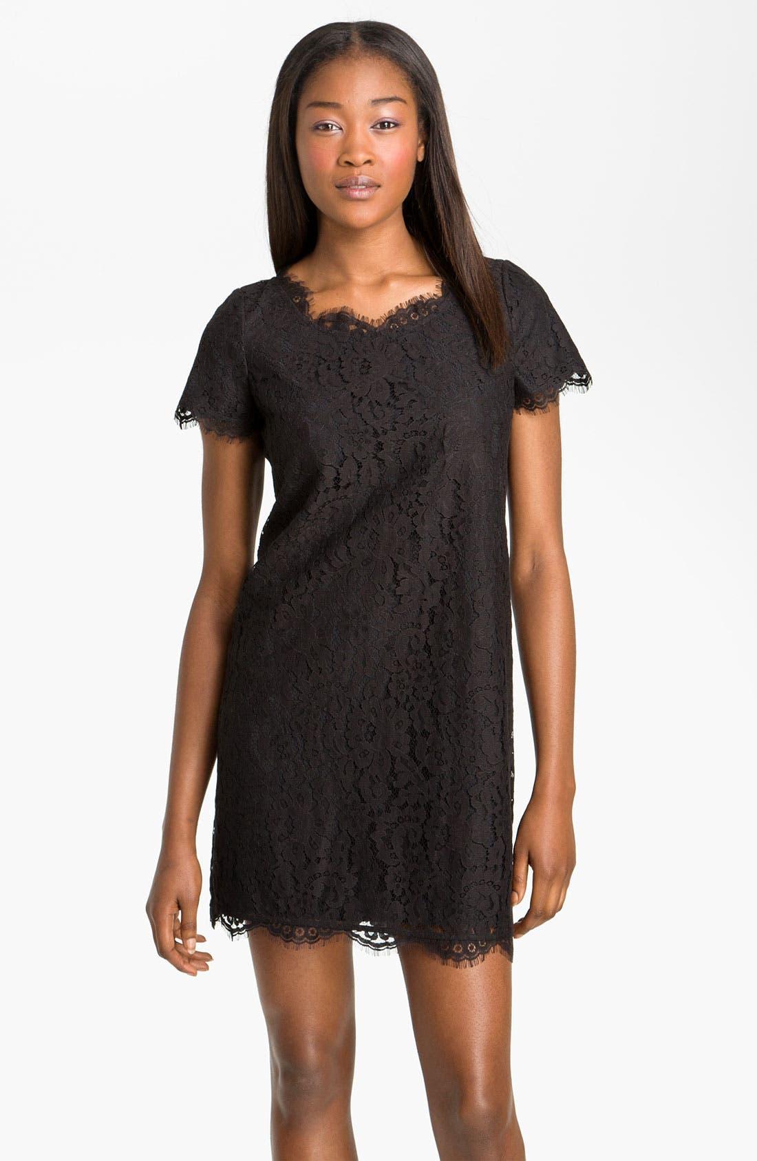 Main Image - Joie 'Susina' Lace Shift Dress