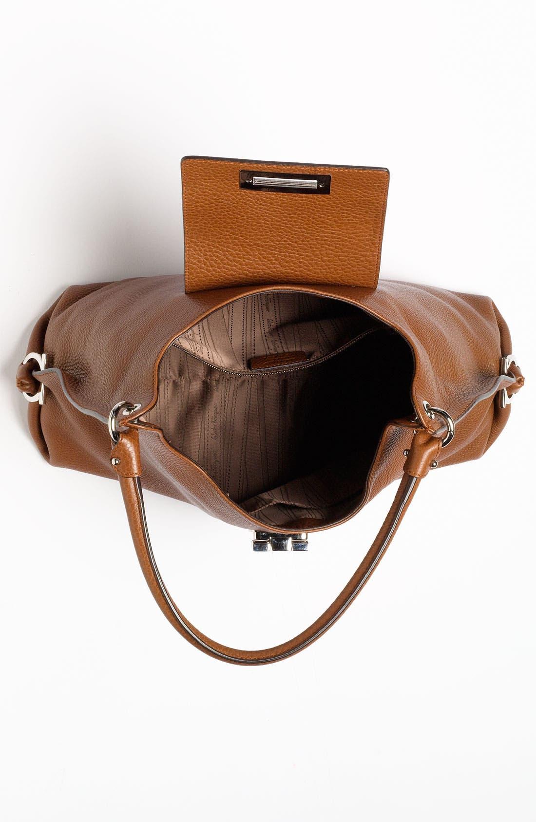 Alternate Image 3  - Salvatore Ferragamo 'Fanisa' Leather Hobo