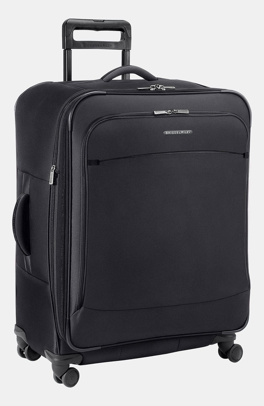 Alternate Image 1 Selected - Briggs & Riley 'Large' Expandable Upright Spinner Carry-On (27 Inch)