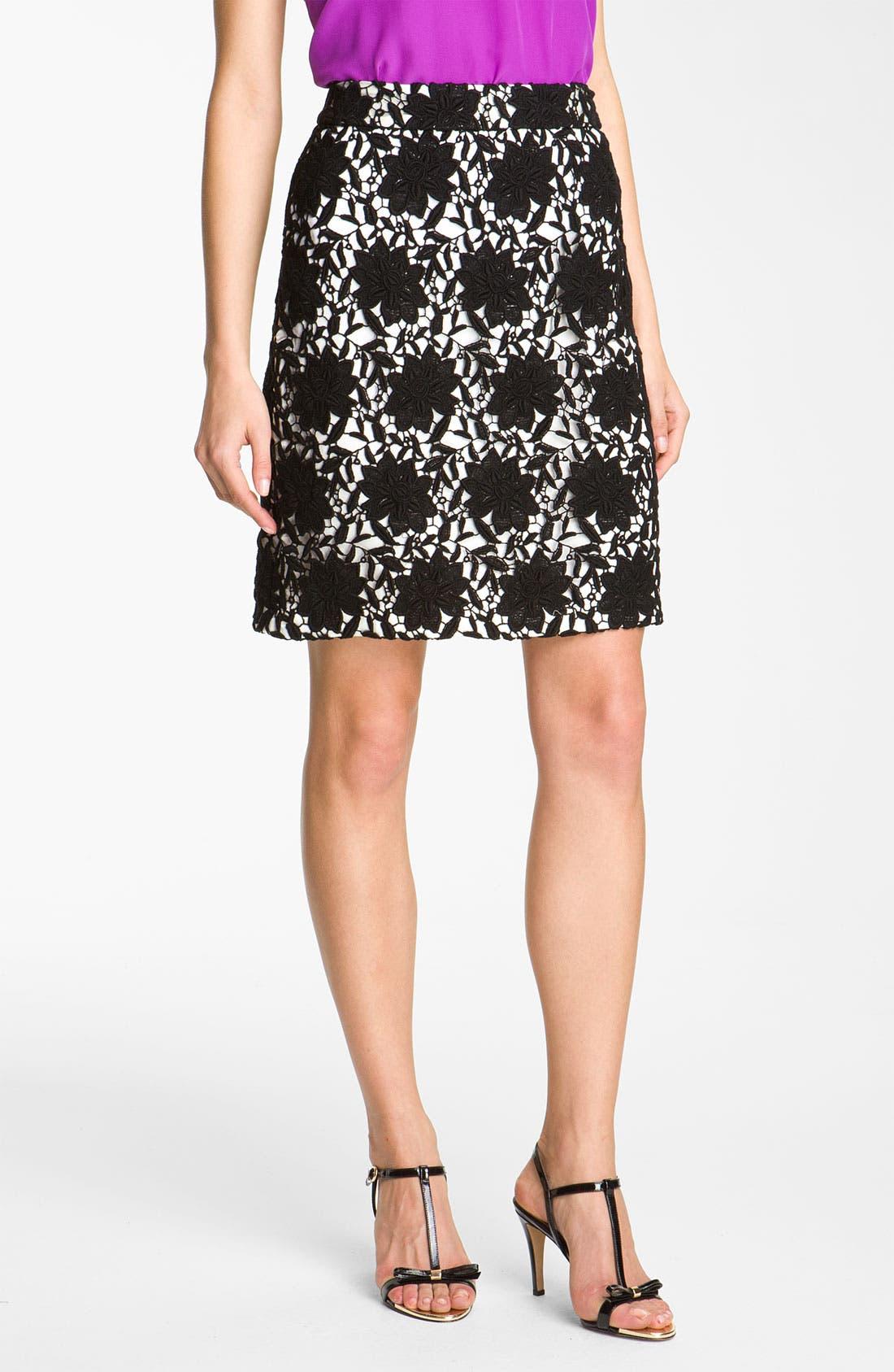 Alternate Image 1 Selected - kate spade new york 'judy' skirt