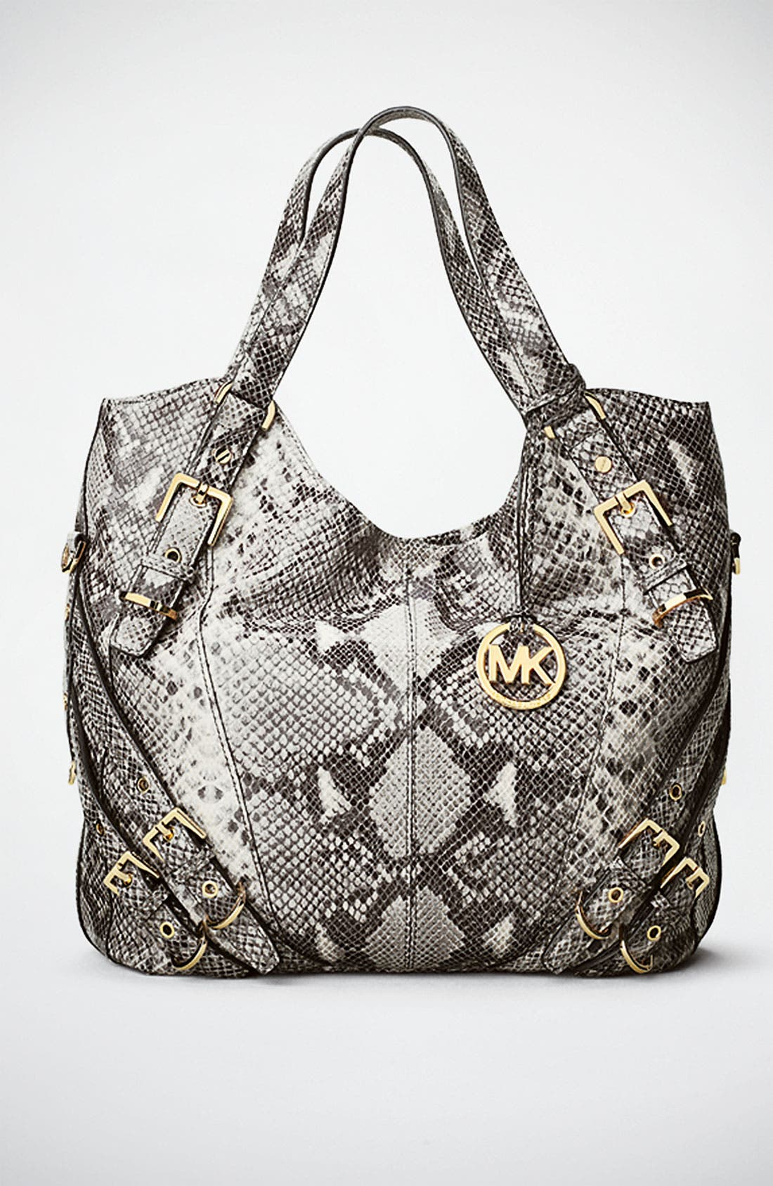 Alternate Image 5  - MICHAEL Michael Kors 'Milo' Shoulder Tote