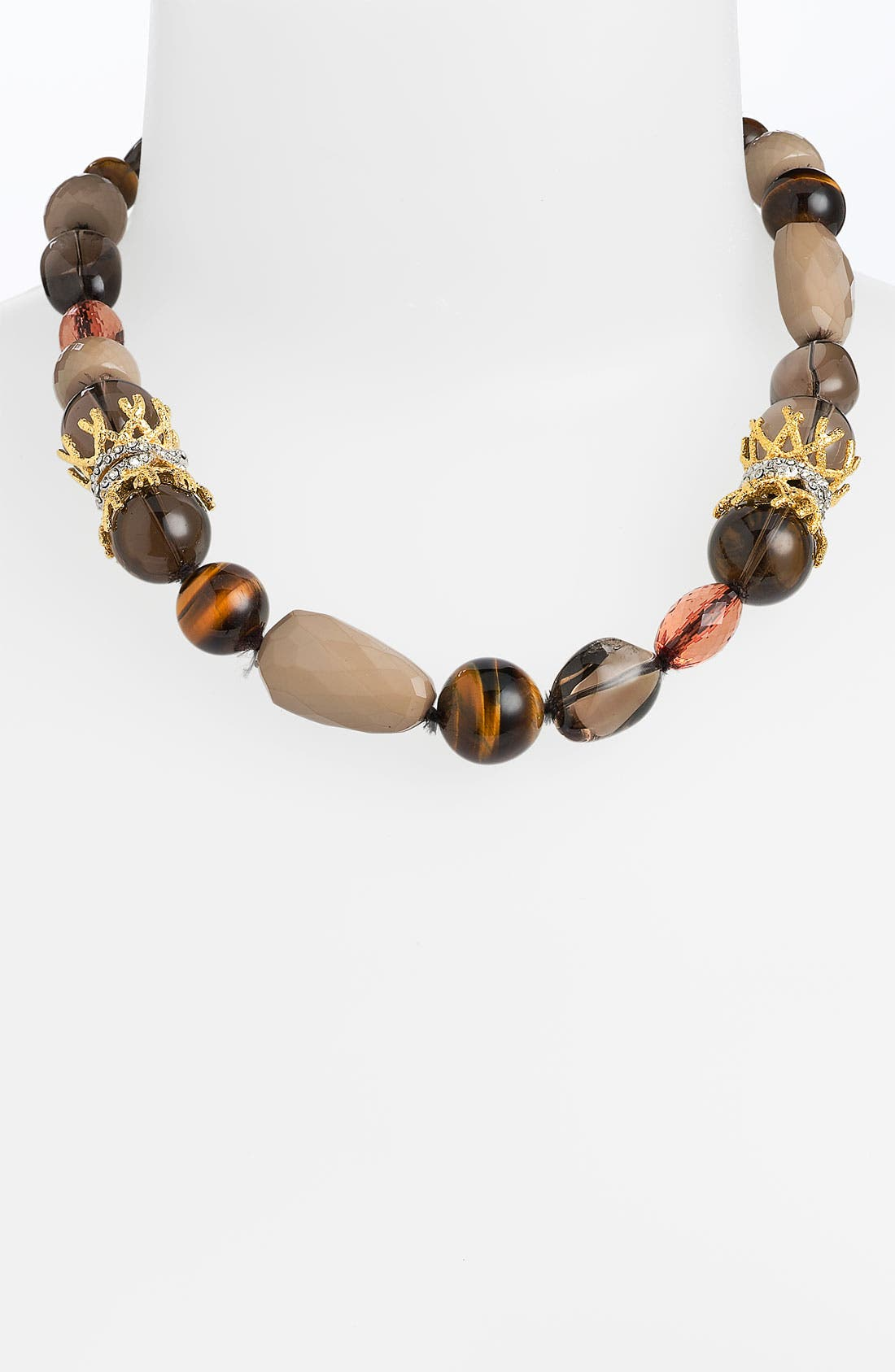 Alternate Image 1 Selected - Alexis Bittar 'Elements' Pavé Crown Station Necklace (Nordstrom Exclusive)