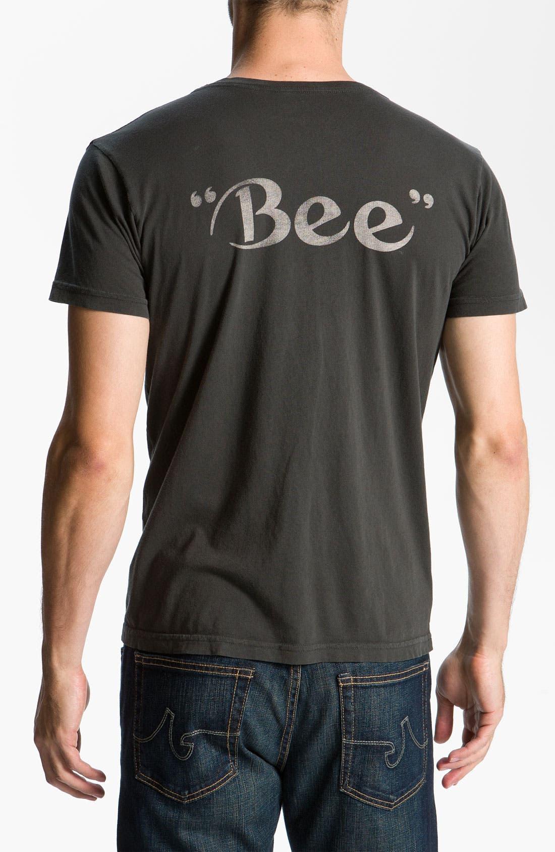 Alternate Image 2  - Jacks & Jokers 'Joker Bee' T-Shirt
