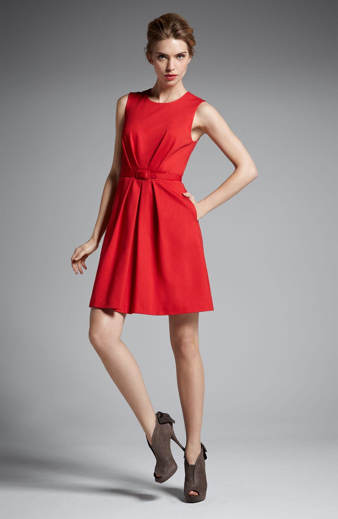Alternate Image 4  - Trina Turk 'Princess' Ponte Knit Dress