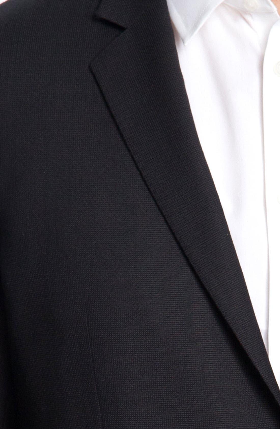 Alternate Image 3  - BOSS Black 'Rover' Extra Trim Fit Blazer
