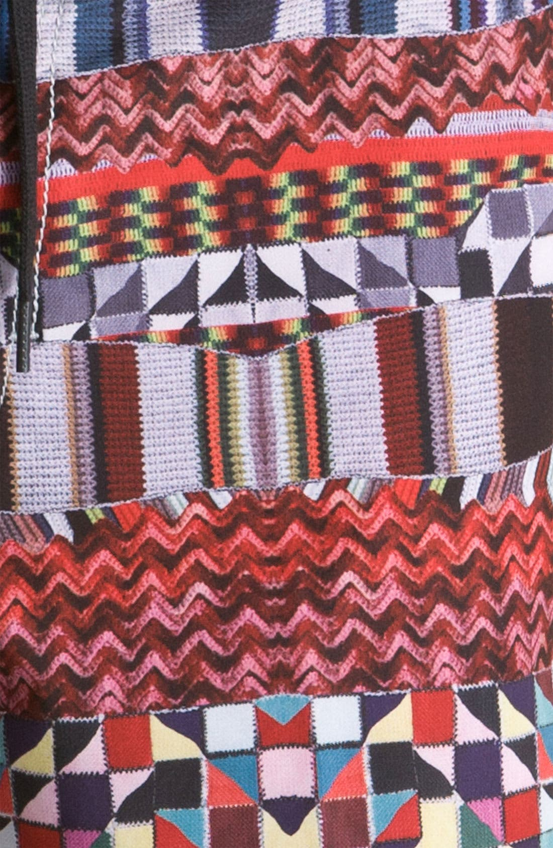 Alternate Image 3  - Insight 'Knitta Mind' Board Shorts
