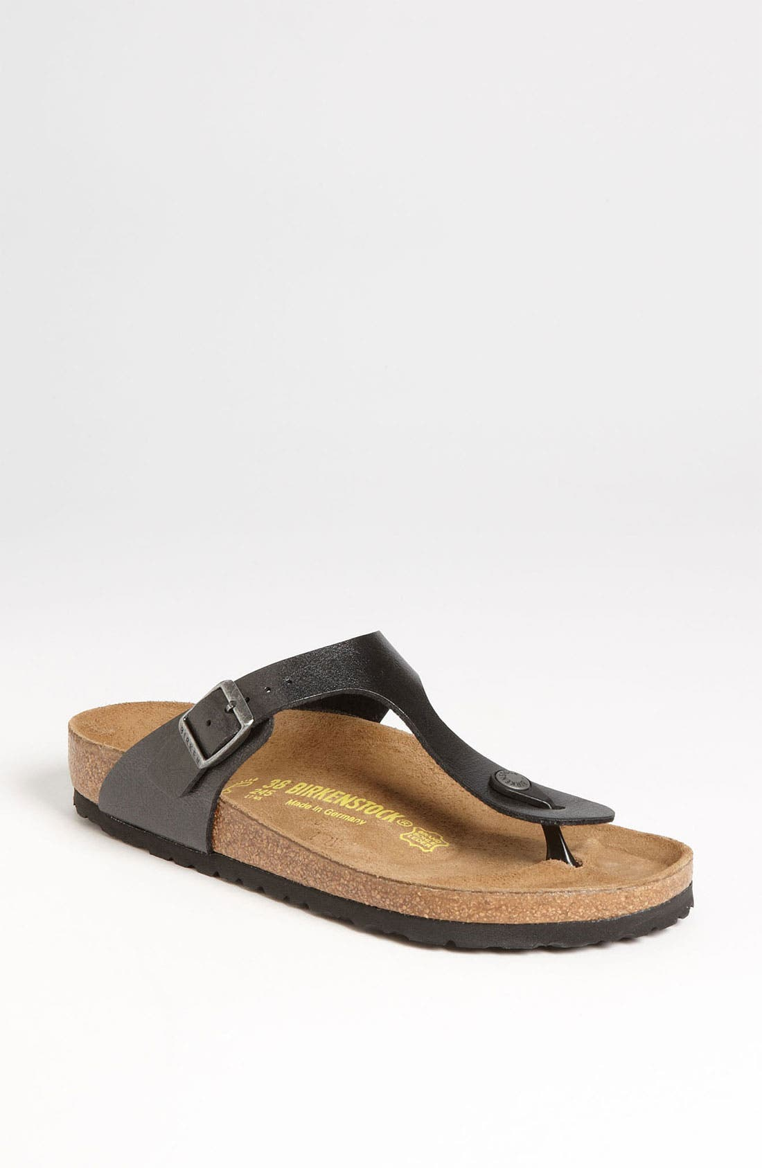 Alternate Image 1 Selected - Birkenstock Gizeh Birko-Flor™ Thong (Women)