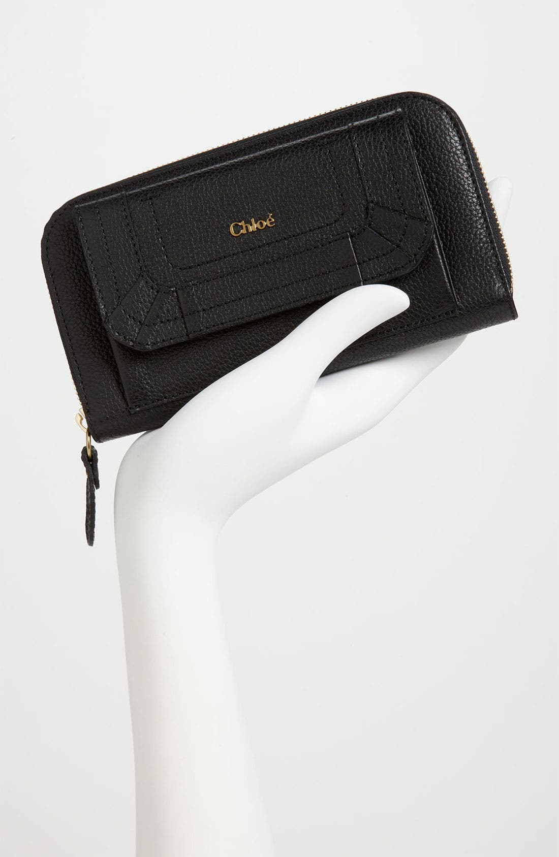Alternate Image 2  - Chloé 'Paraty' Leather Wallet