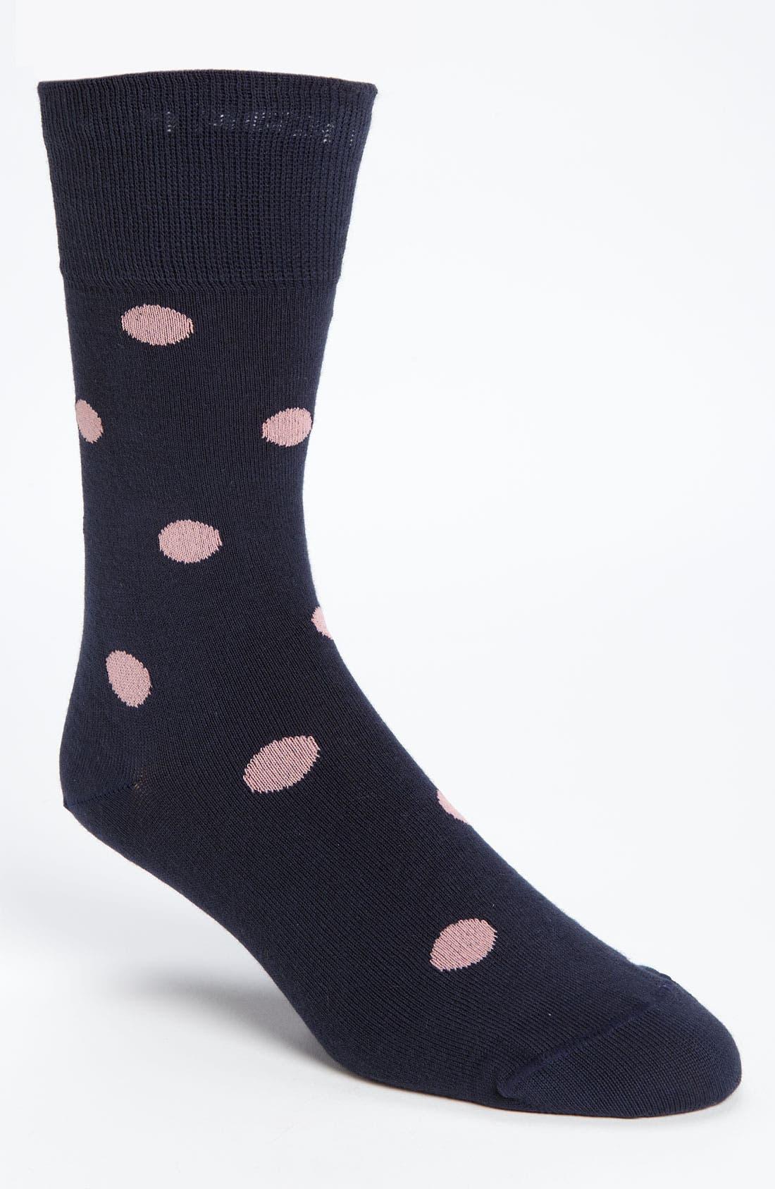Alternate Image 1 Selected - ugly vix by V.K. Nagrani Dots Socks