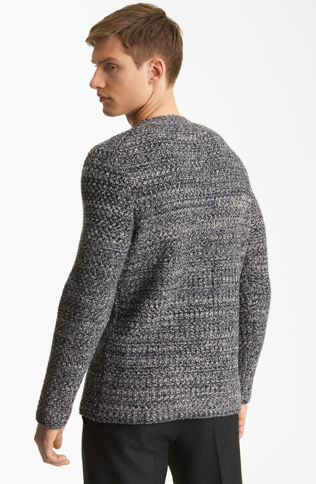 Alternate Image 2  - Marni Tweed Cashmere Sweater