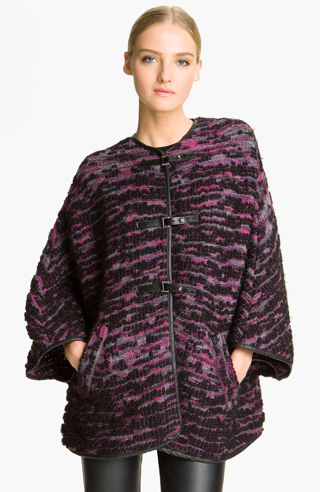 Main Image - M Missoni Mélange Bouclé Sweater Coat