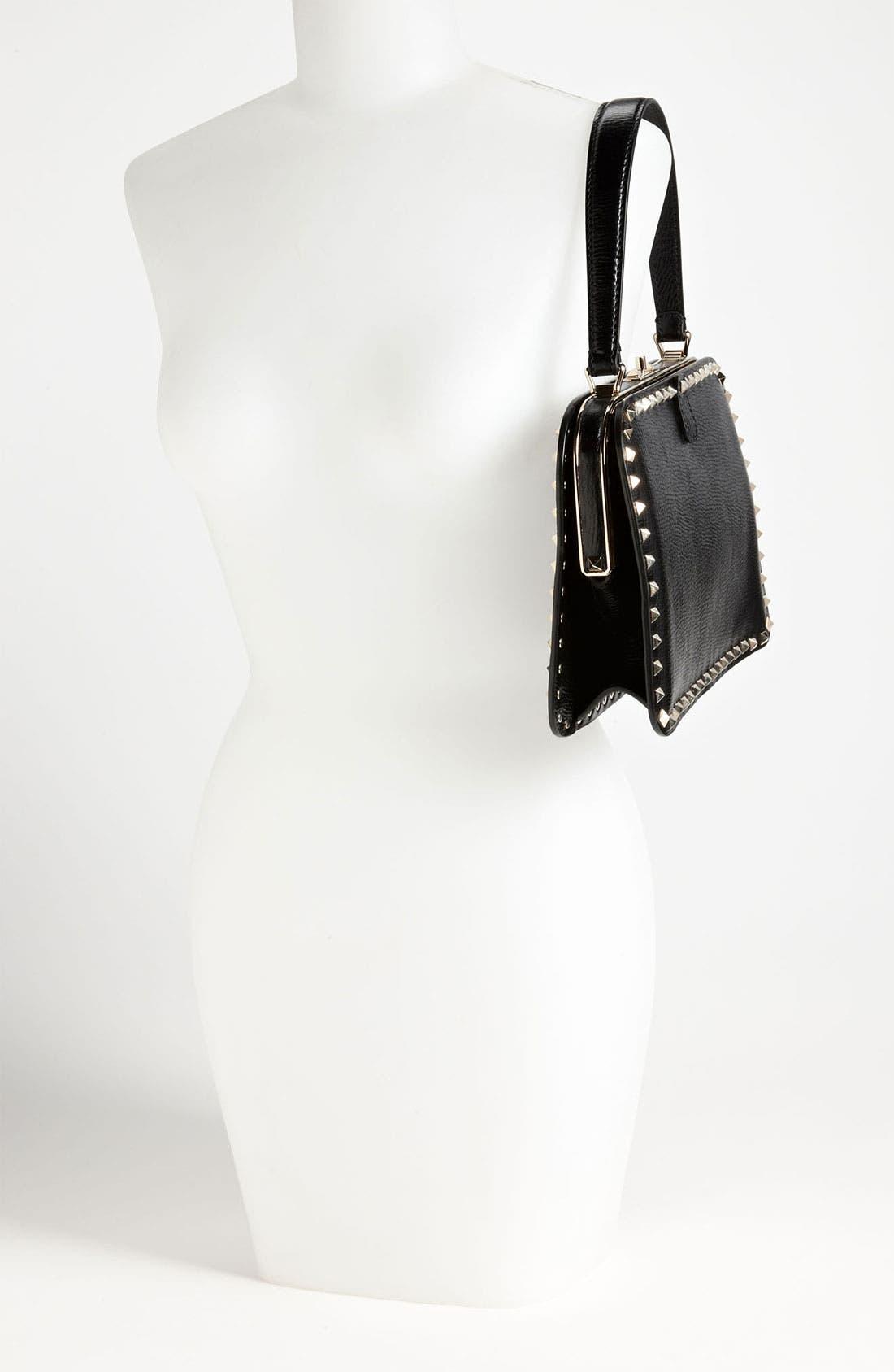 Alternate Image 2  - Valentino 'Rockstud - Mini' Frame Bag