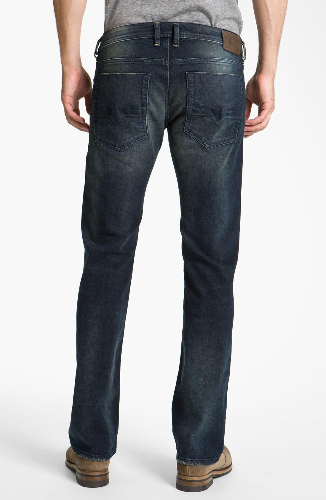 Main Image - DIESEL® 'Zatiny' Bootcut Jeans (802C)