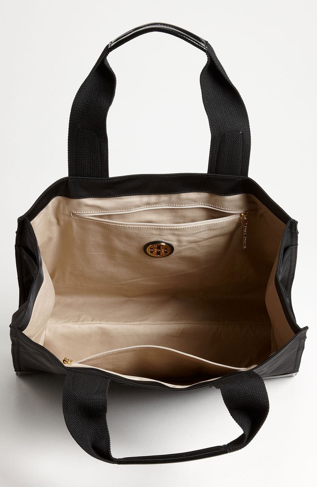 Alternate Image 3  - Tory Burch 'Tory' Nylon Tote, Large