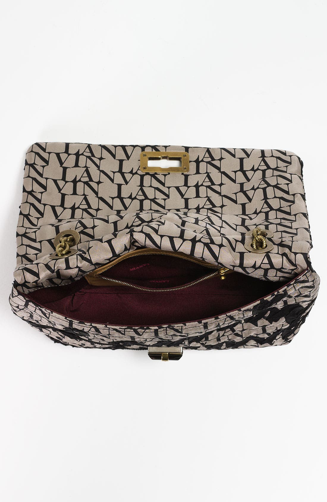 Alternate Image 3  - Lanvin 'Happy Birthday' Embroidered Shoulder Bag
