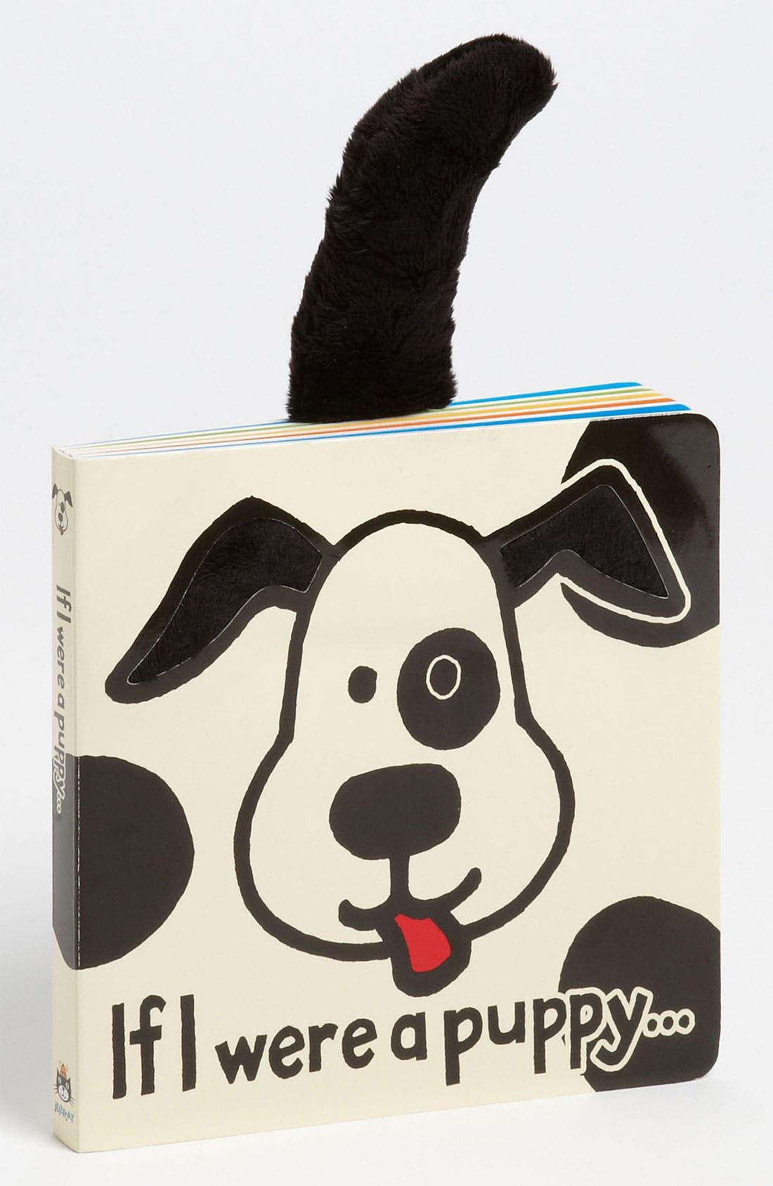 JELLYCAT 'If I Were a Puppy' Book
