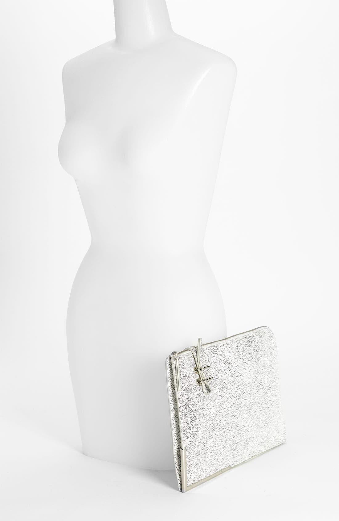 Alternate Image 2  - 3.1 Phillip Lim 'Portfolio - Oversized' Leather Clutch