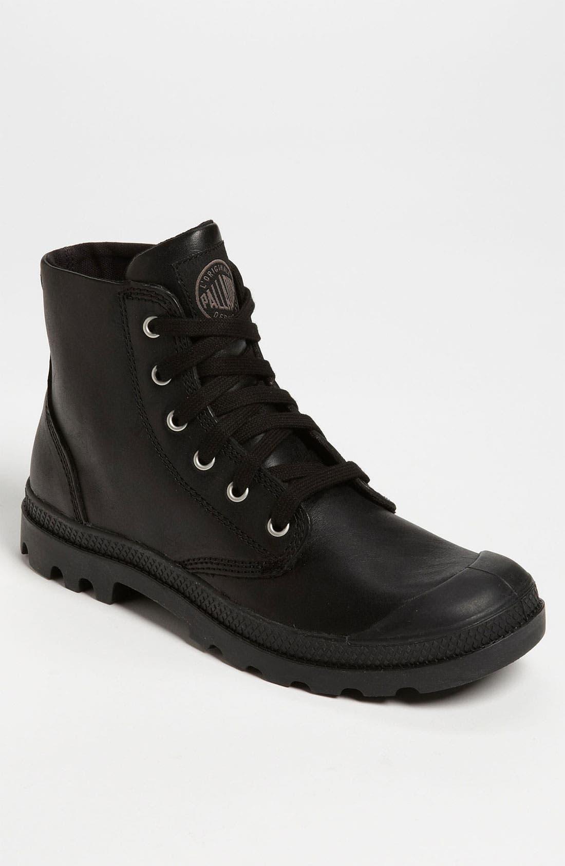 Alternate Image 1 Selected - Palladium 'Pampa Hi' Leather Boot