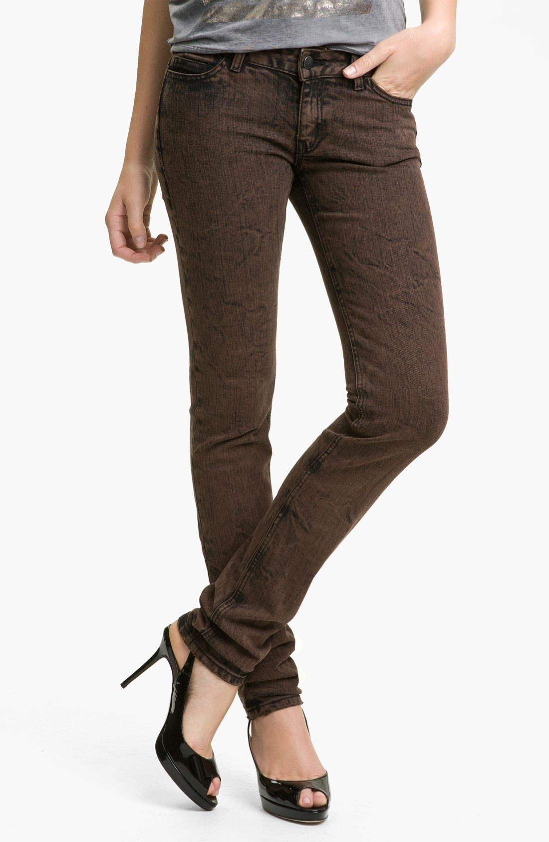 Main Image - Kelly Wearstler 'Mason' Slim Stretch Jeans