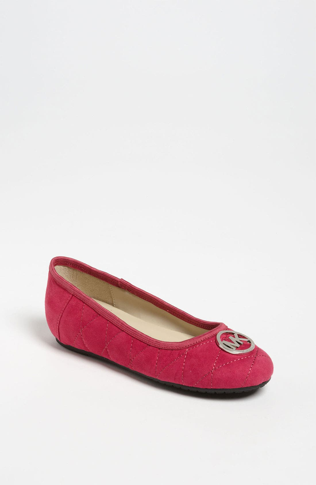 Alternate Image 1 Selected - MICHAEL Michael Kors 'Faye' Flat (Toddler, Little Kid & Big Kid)