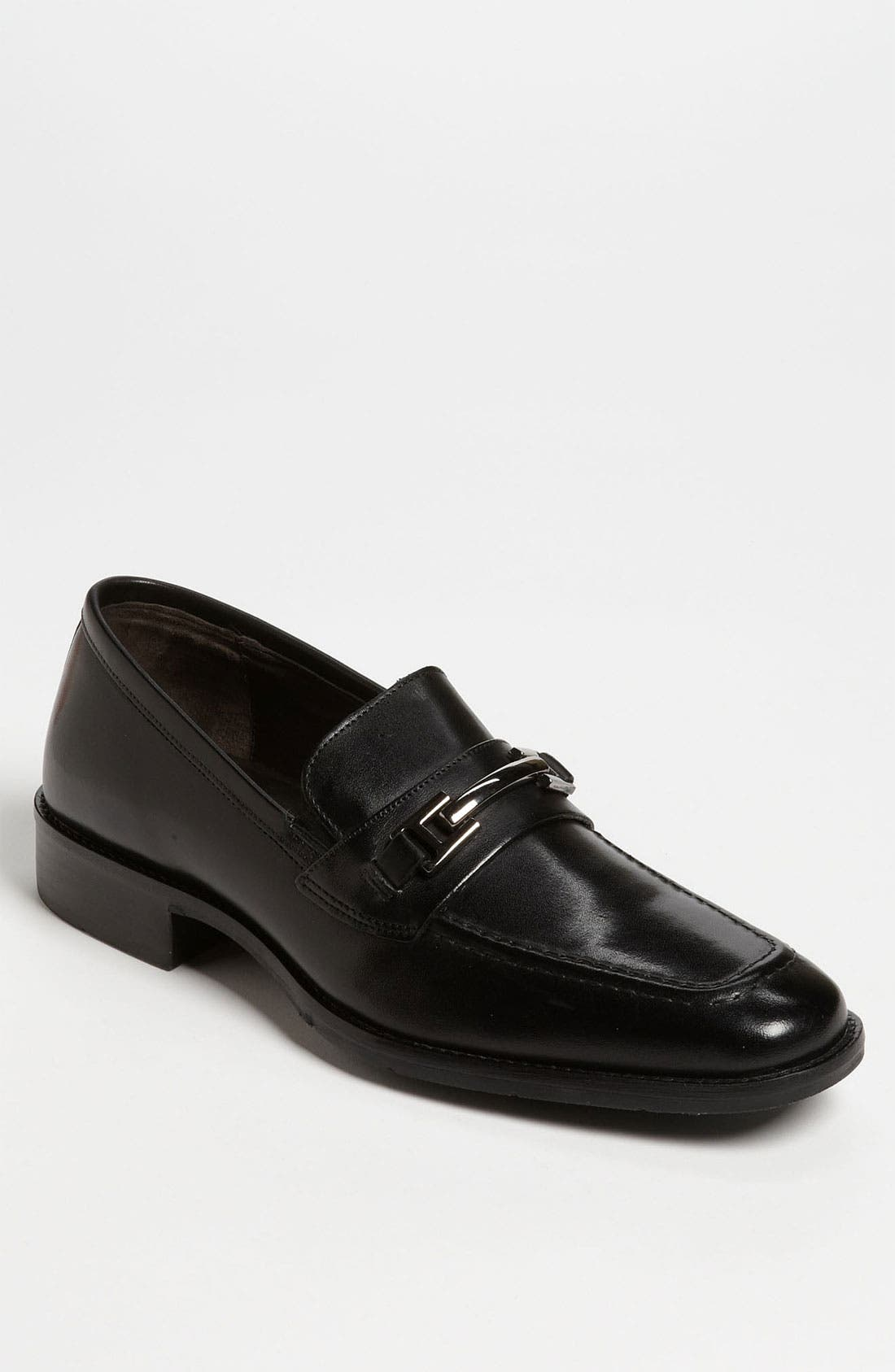 Alternate Image 1 Selected - Johnston & Murphy 'Larsey' Bit Loafer (Online Only)