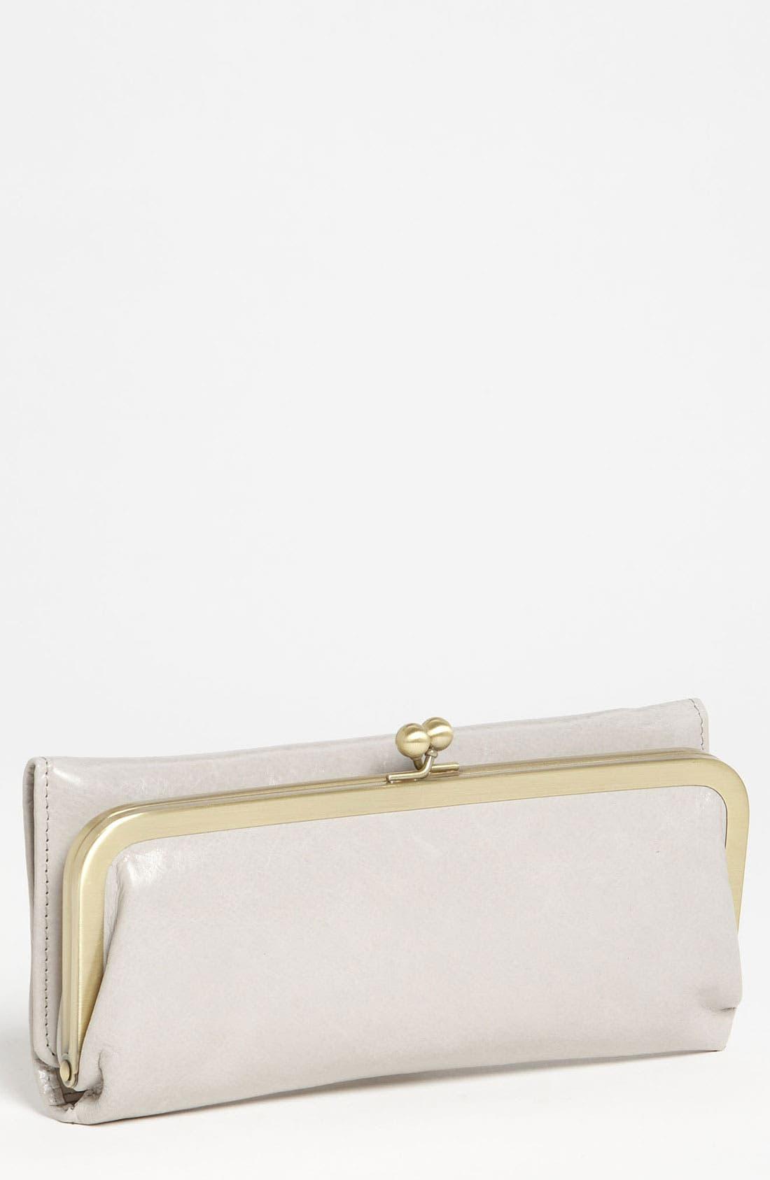 Alternate Image 1 Selected - Hobo 'Rachel' Frame Wallet