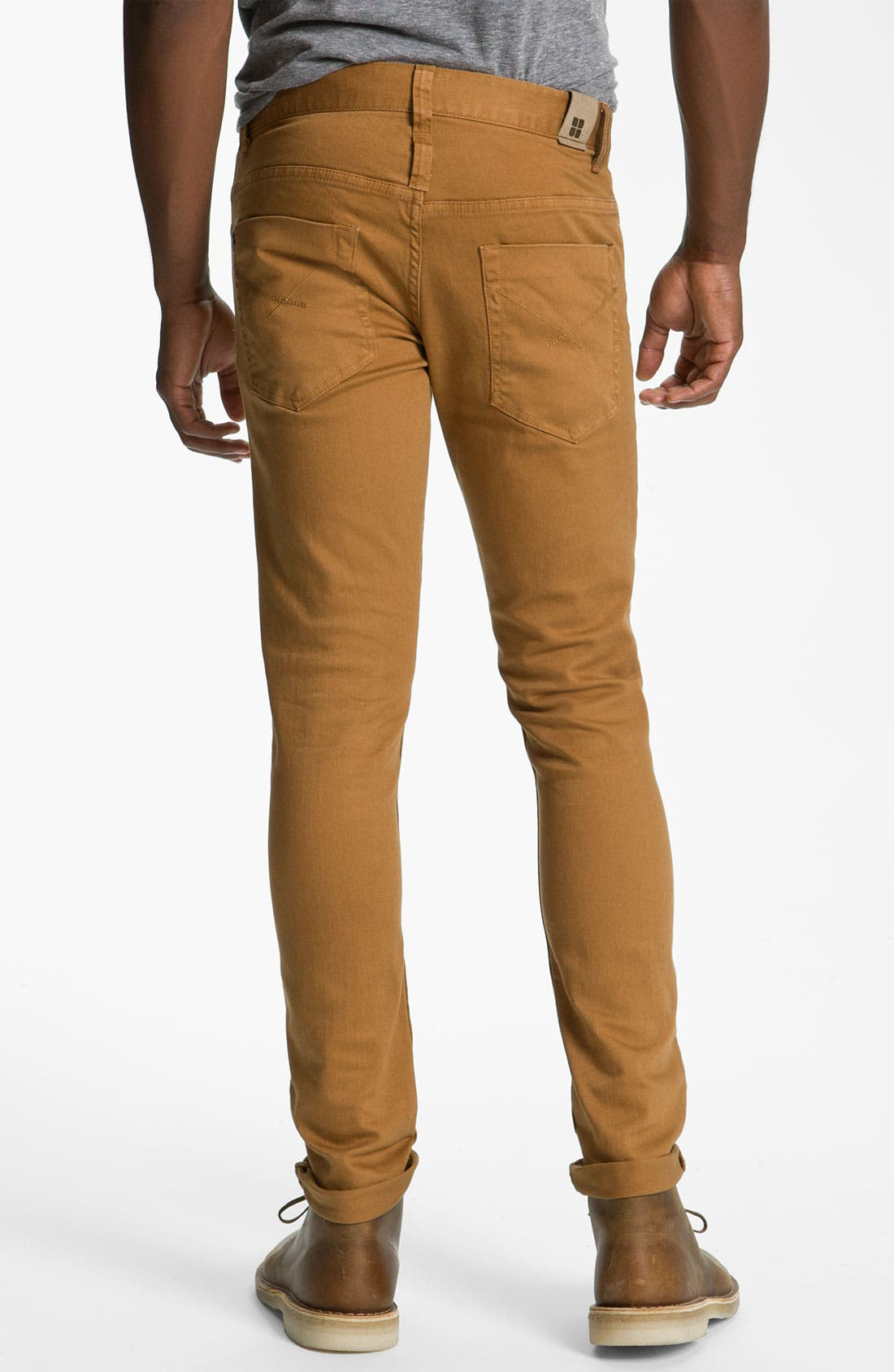 Main Image - Insight 'City Riot' Slim Straight Leg Jeans (Digger)