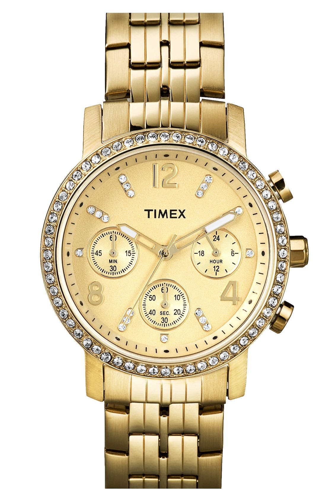 Alternate Image 1 Selected - Timex® Crystal Bracelet Watch