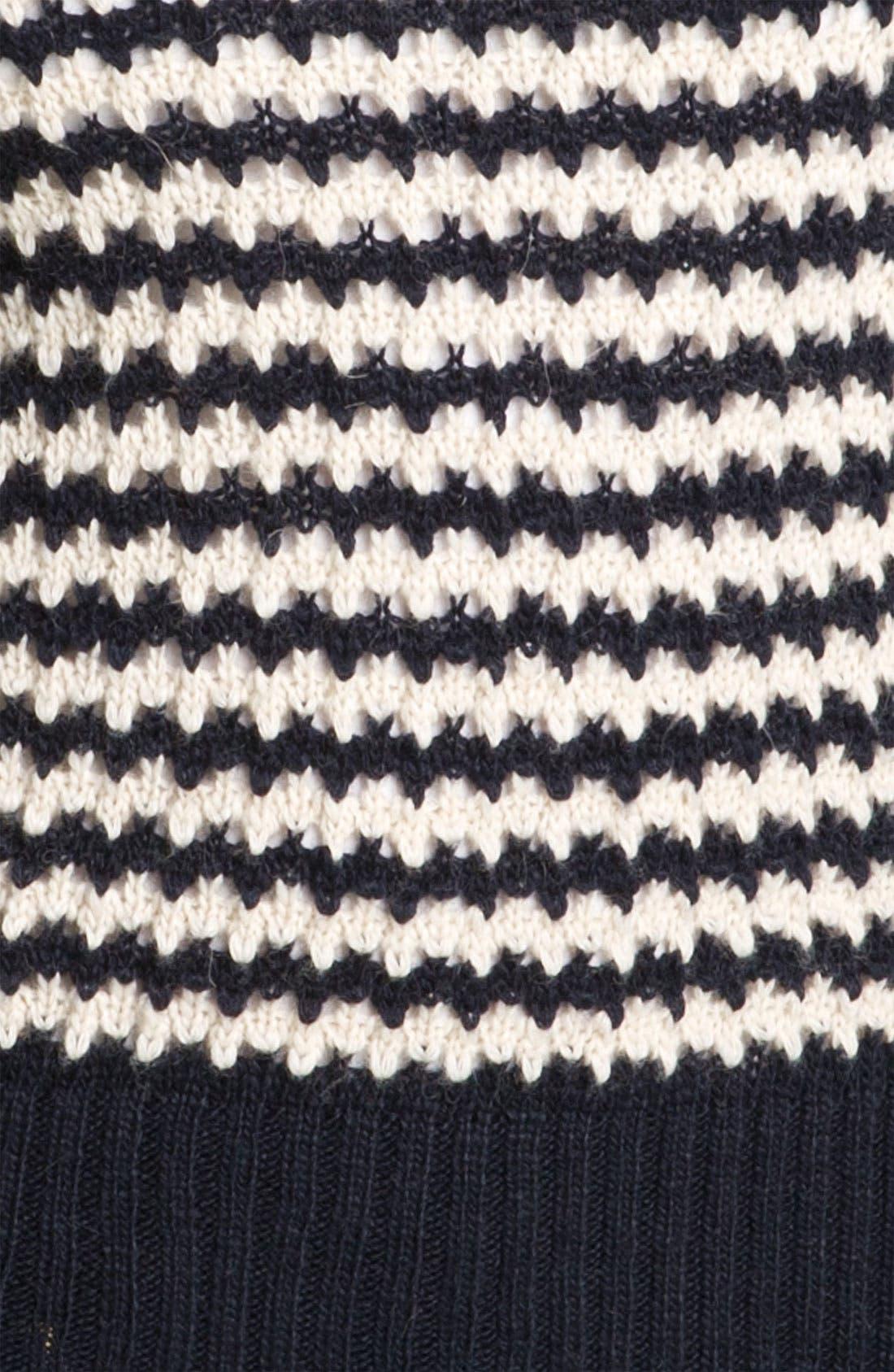 Alternate Image 3  - Tory Burch 'Carey' Turtleneck Sweater