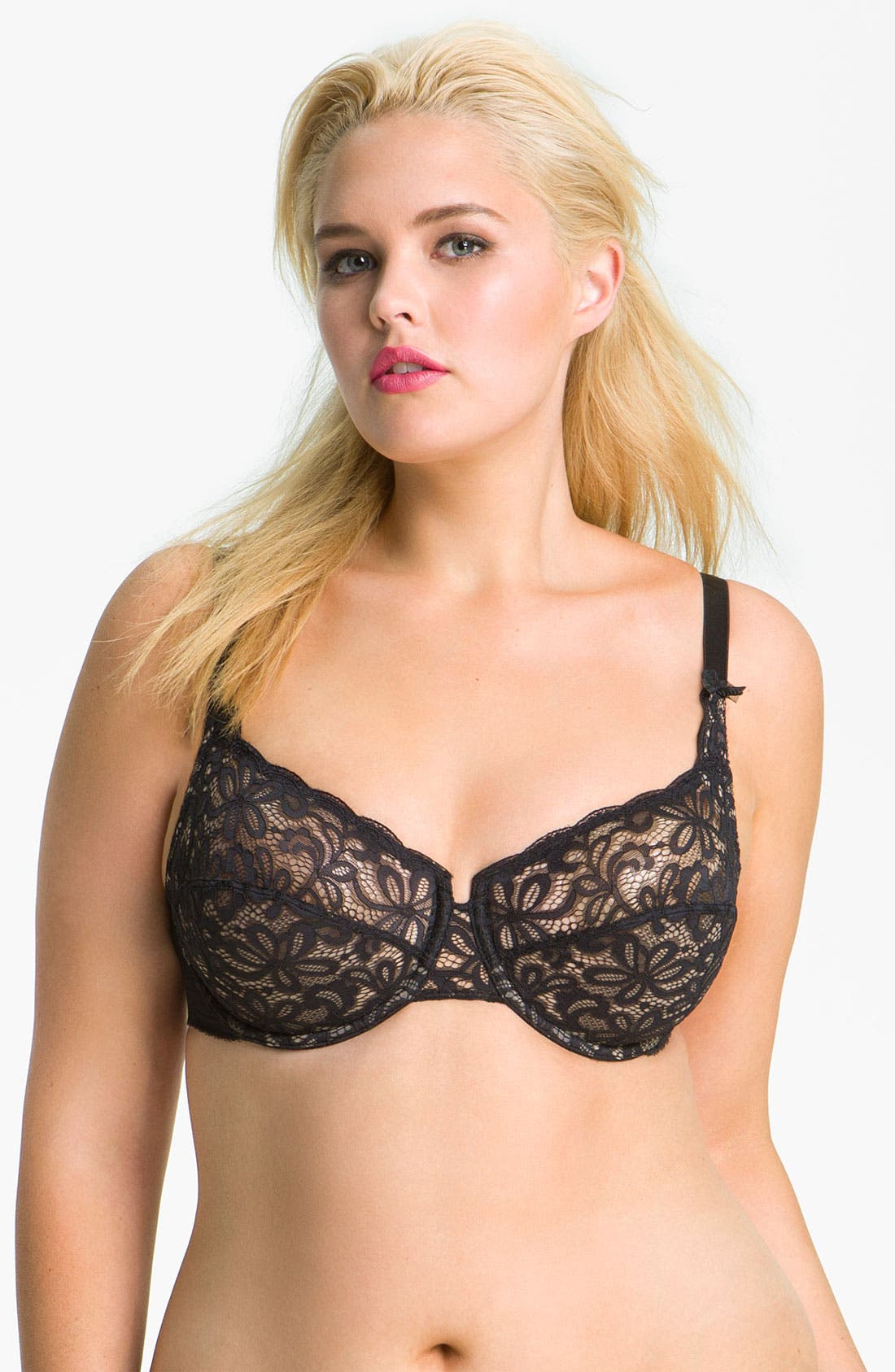 Main Image - Wacoal 'All Dressed Up' Underwire Bra