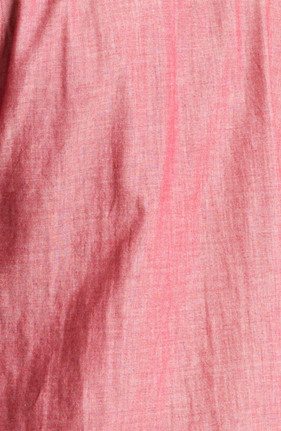 Alternate Image 3  - Shipley & Halmos 'Booster' Chambray Shirt