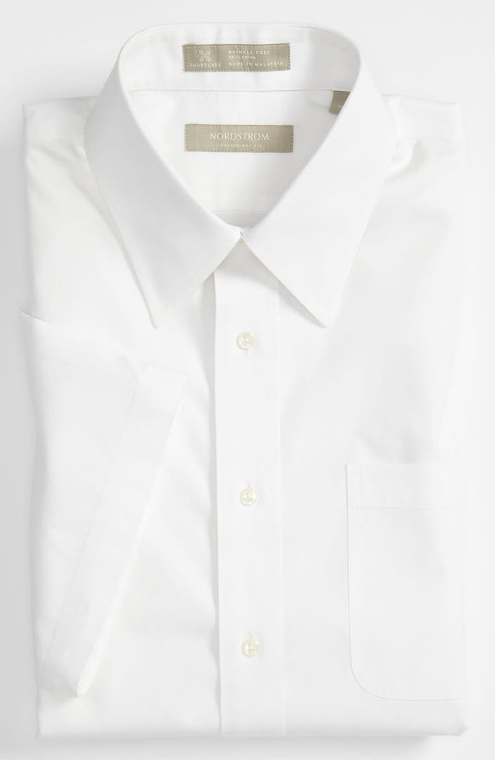 Nordstrom Men's Shop Smartcare™ Traditional Fit Stripe ...  From Dress Shirts Nordstrom