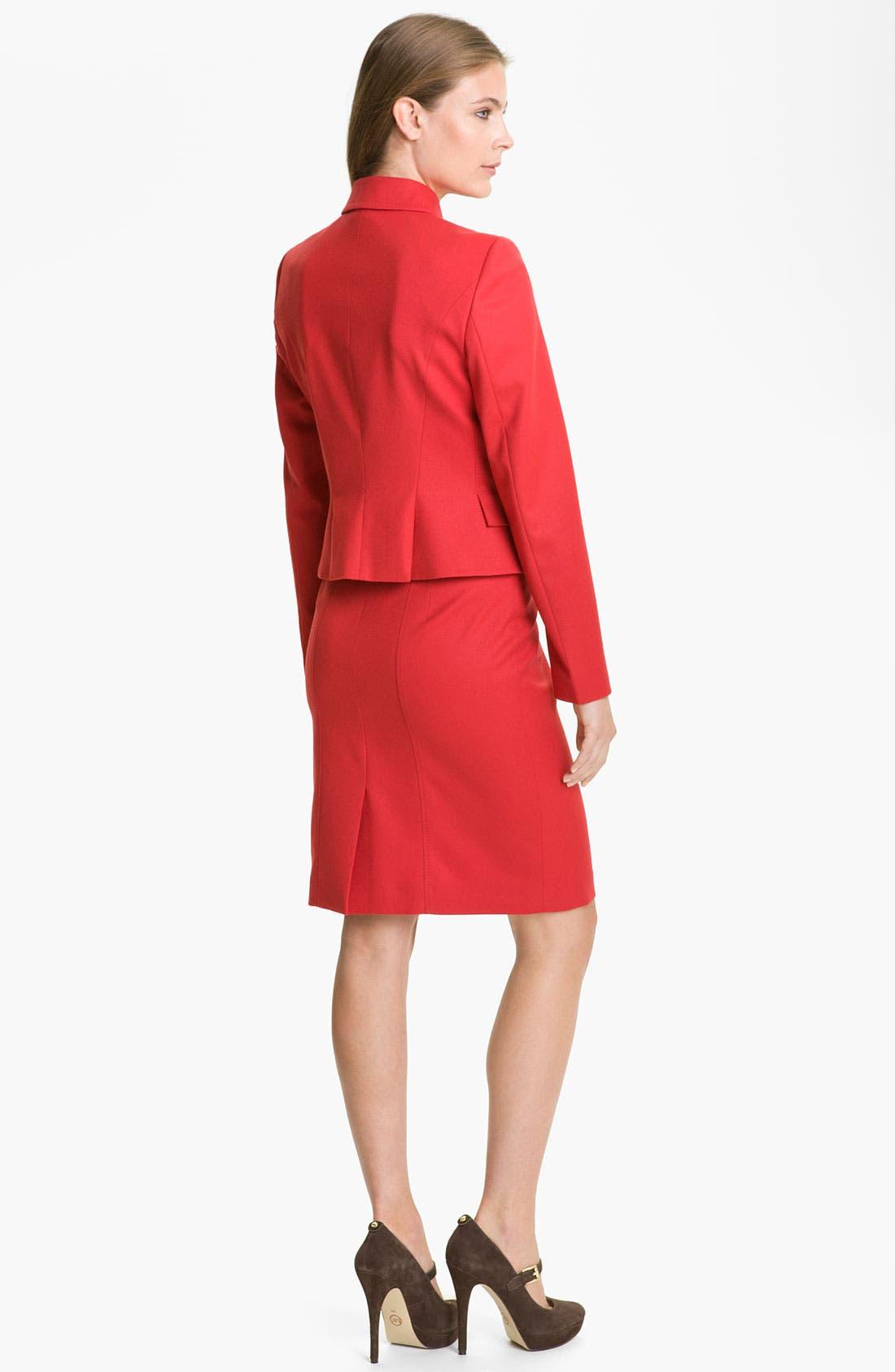 Alternate Image 5  - BOSS Black 'Vilisa' Skirt