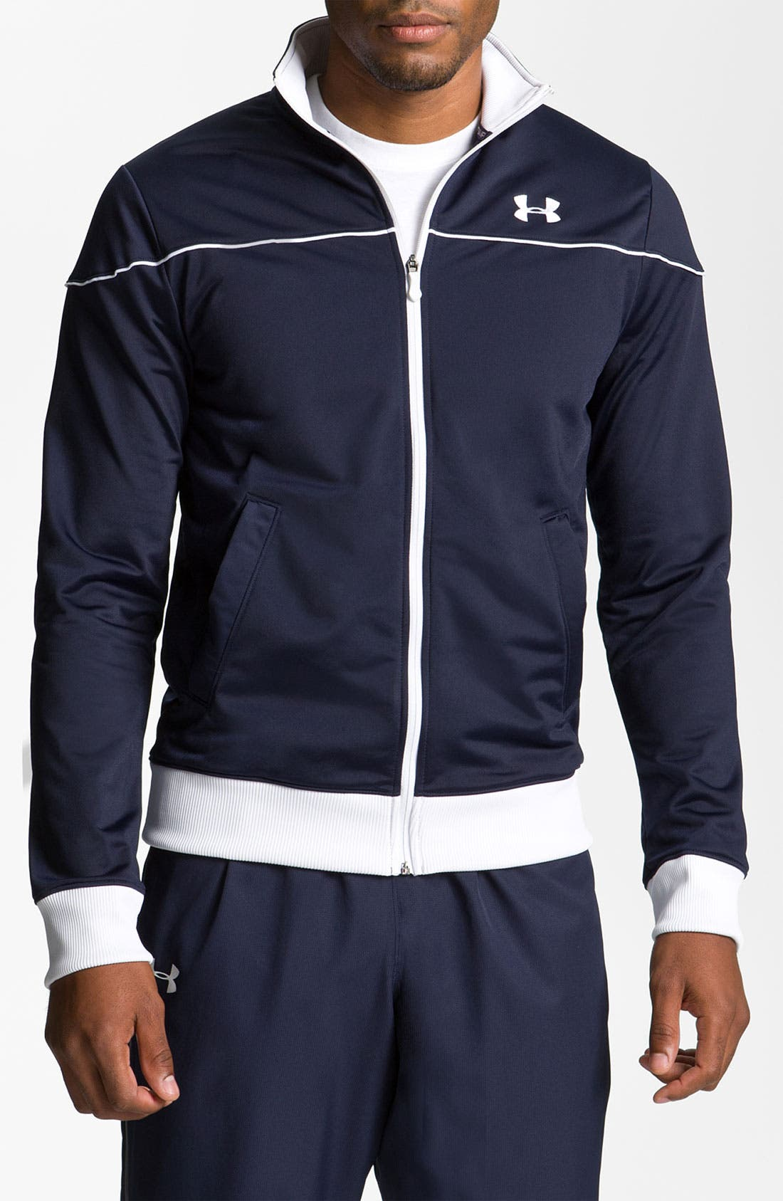 Alternate Image 1 Selected - Under Armour 'Strength' Jacket