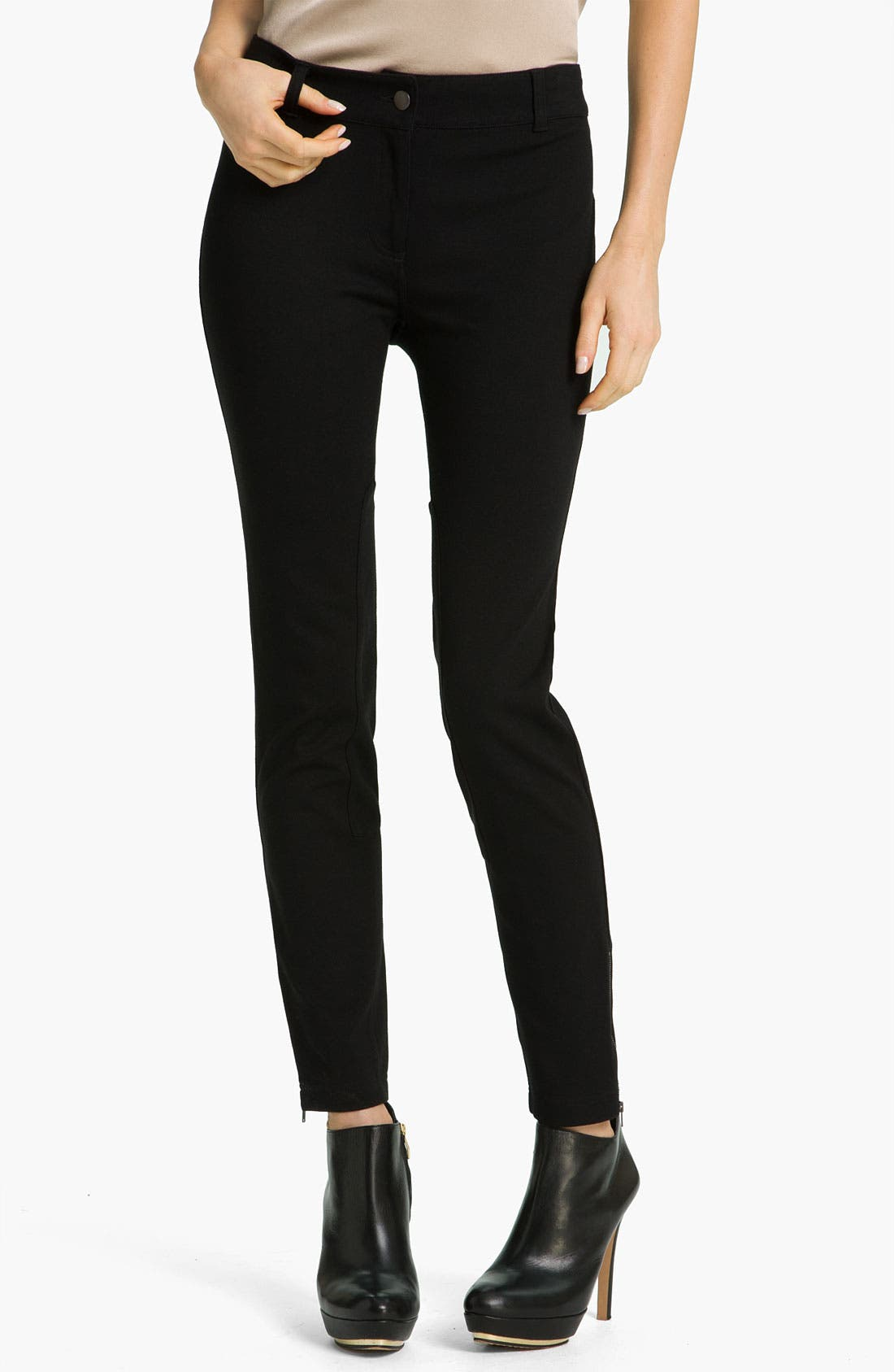 Alternate Image 1 Selected - Eileen Fisher Riding Pants