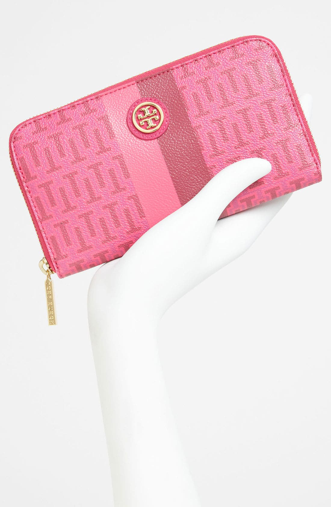 Alternate Image 2  - Tory Burch 'Roslyn' Continental Zip Wallet