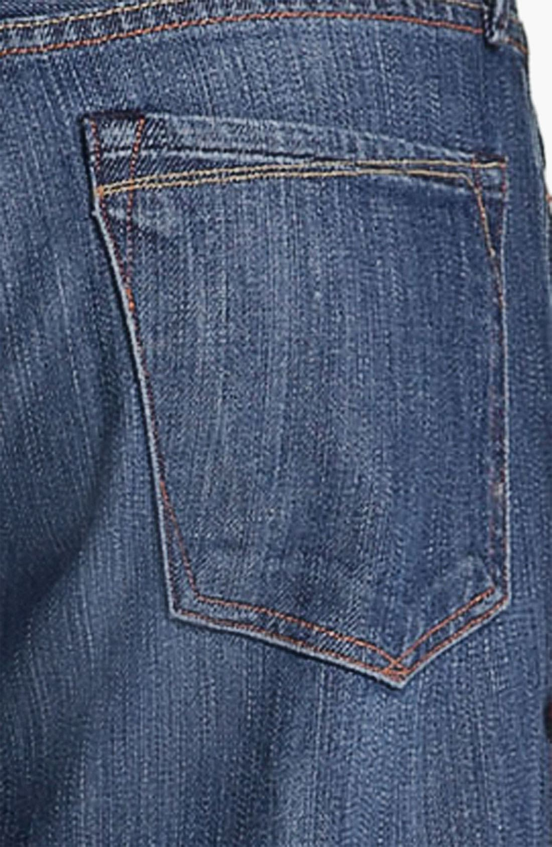 Alternate Image 4  - Earnest Sewn 'Dexter' Relaxed Leg Jeans (Burton)