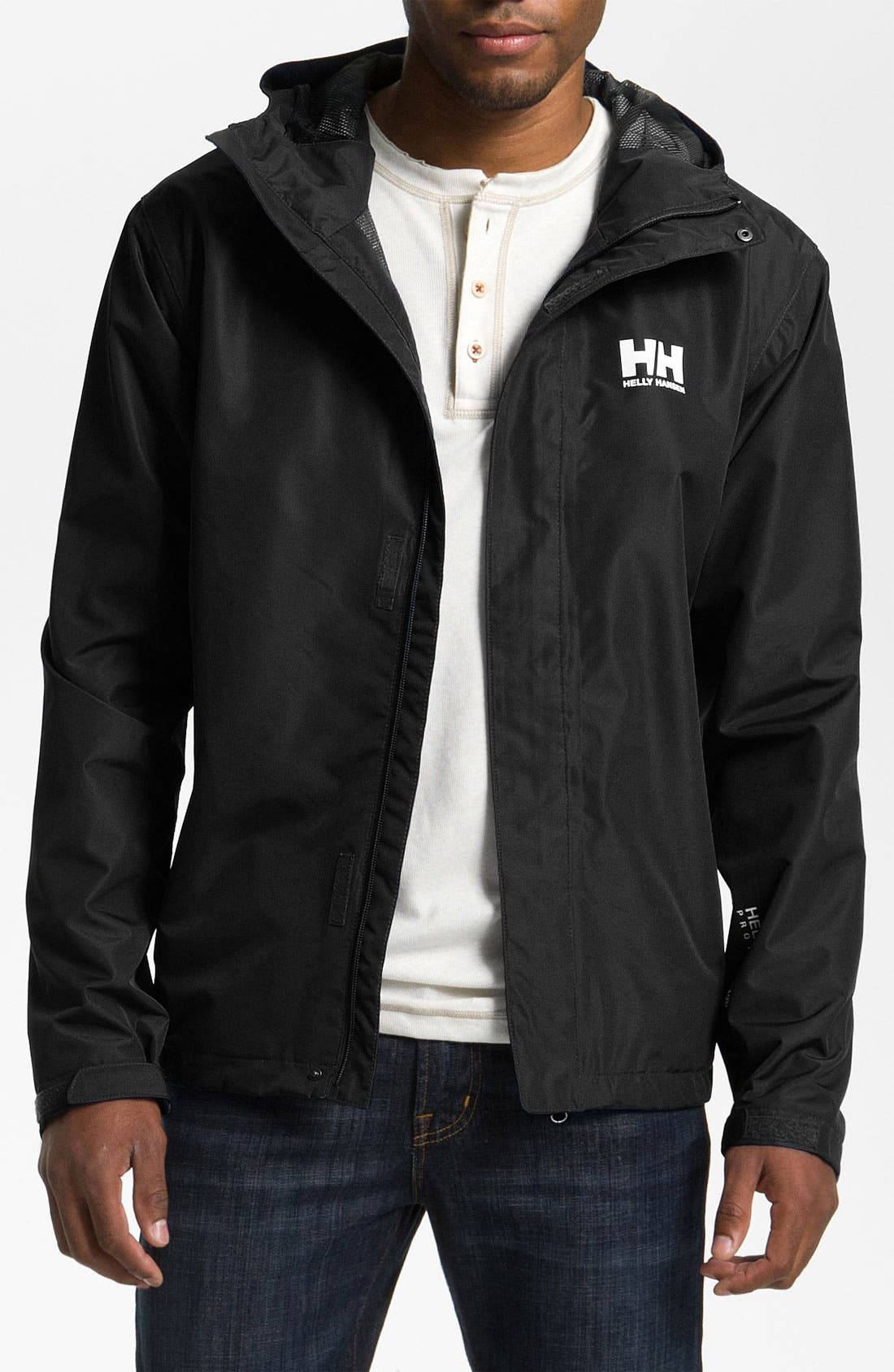 Helly Hansen 'Seven J' Waterproof & Windproof Jacket