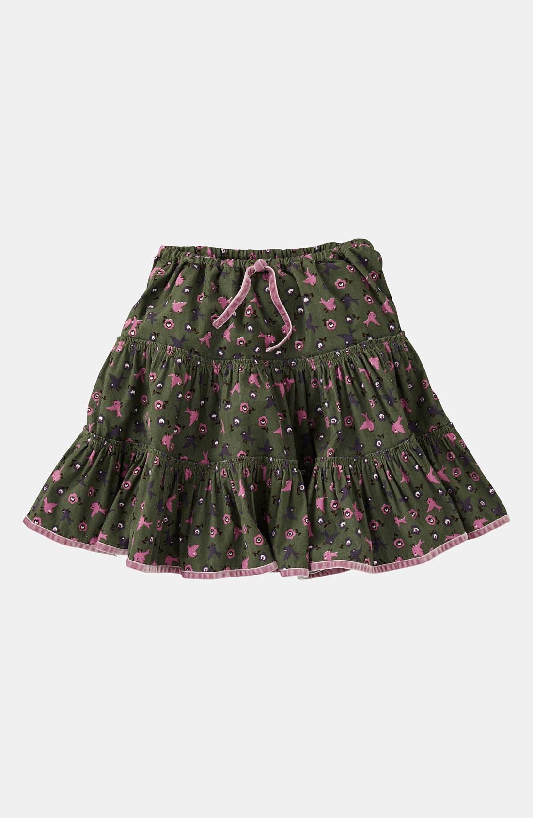 Alternate Image 1 Selected - Mini Boden 'Gypsy' Skirt (Toddler)