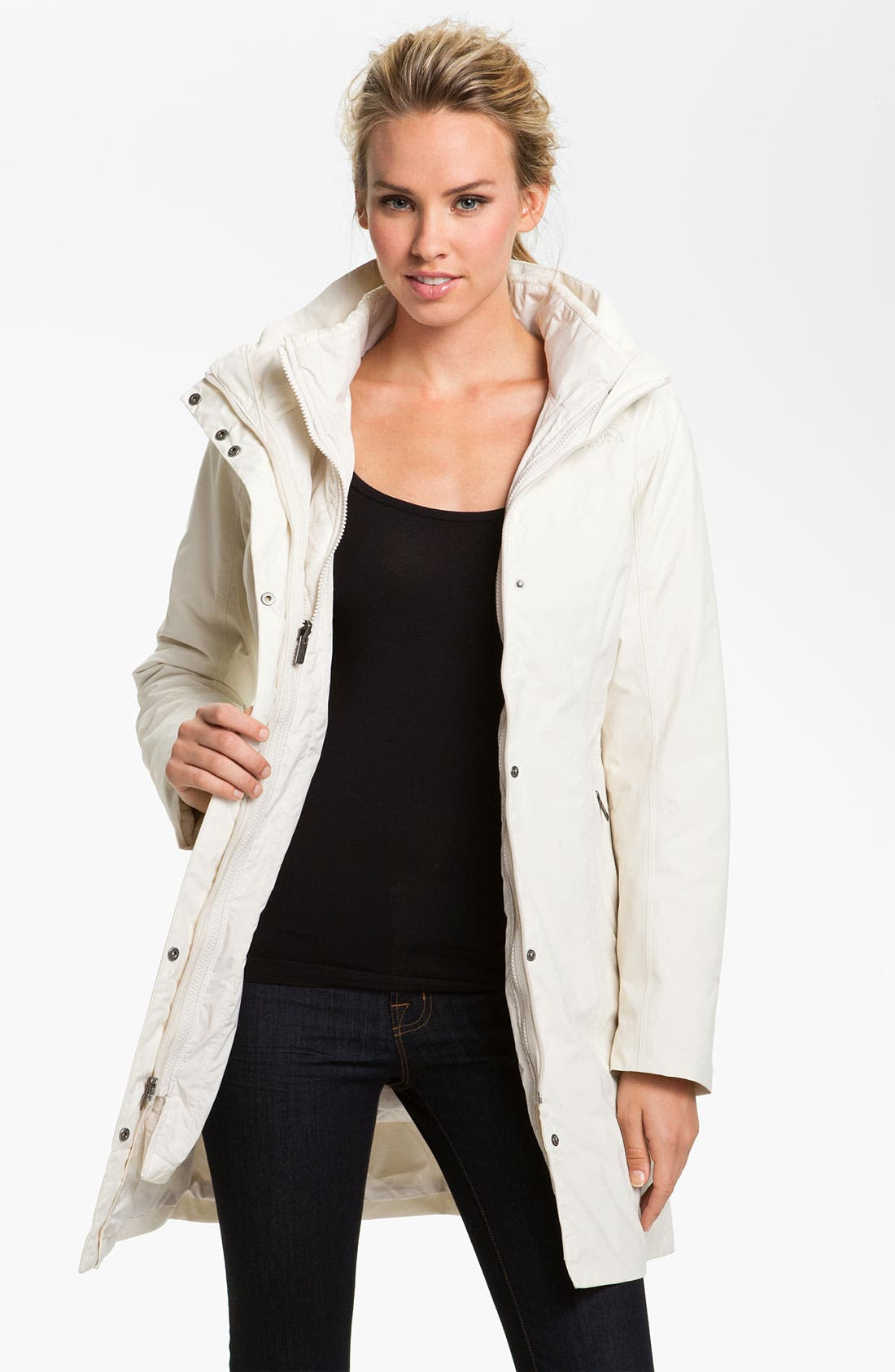 Alternate Image 3  - The North Face 'B' TriClimate® 3-in-1 Jacket