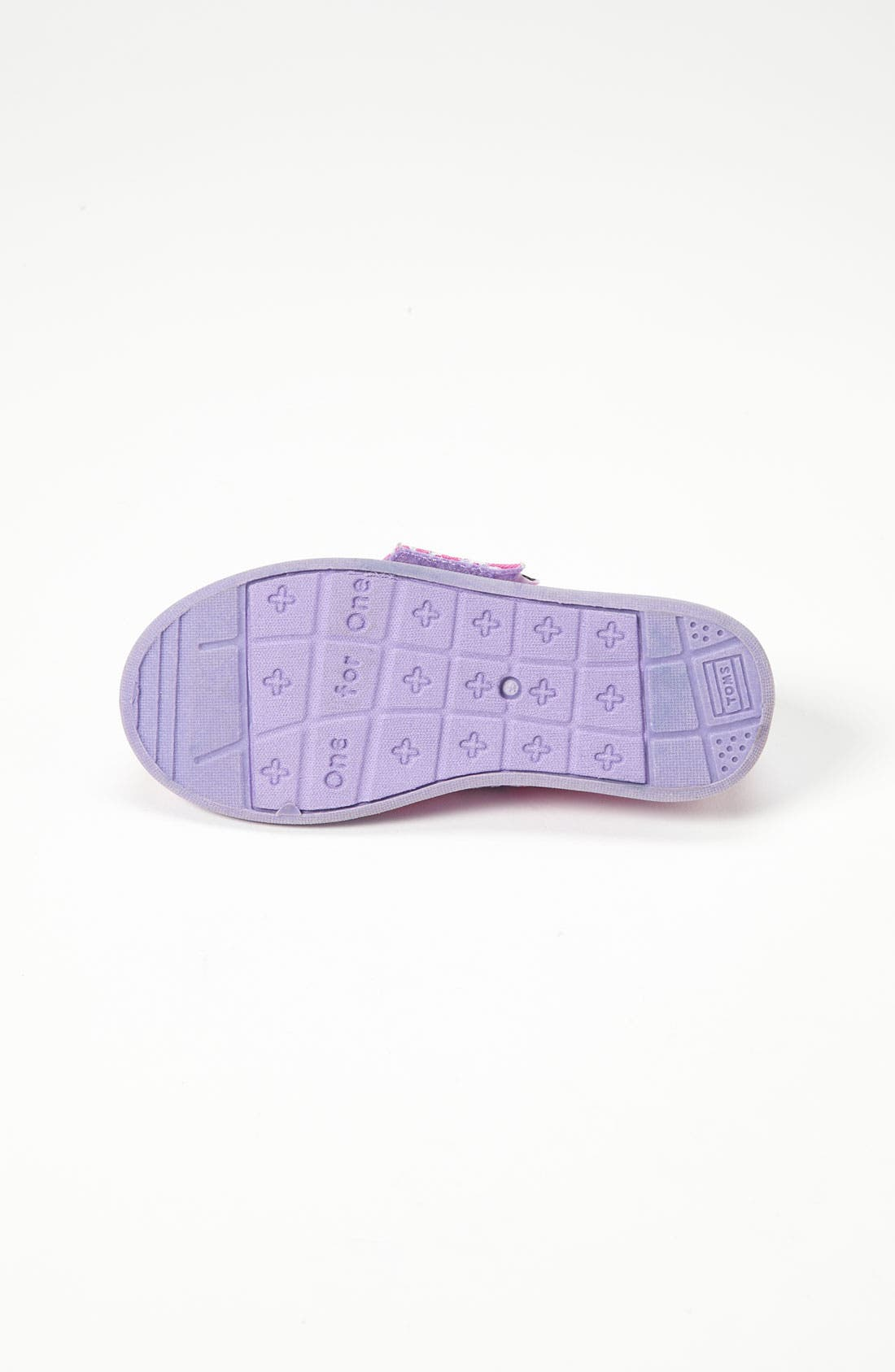 Alternate Image 4  - TOMS 'Classic Tiny - Paisley' Slip-On (Baby, Walker & Toddler)