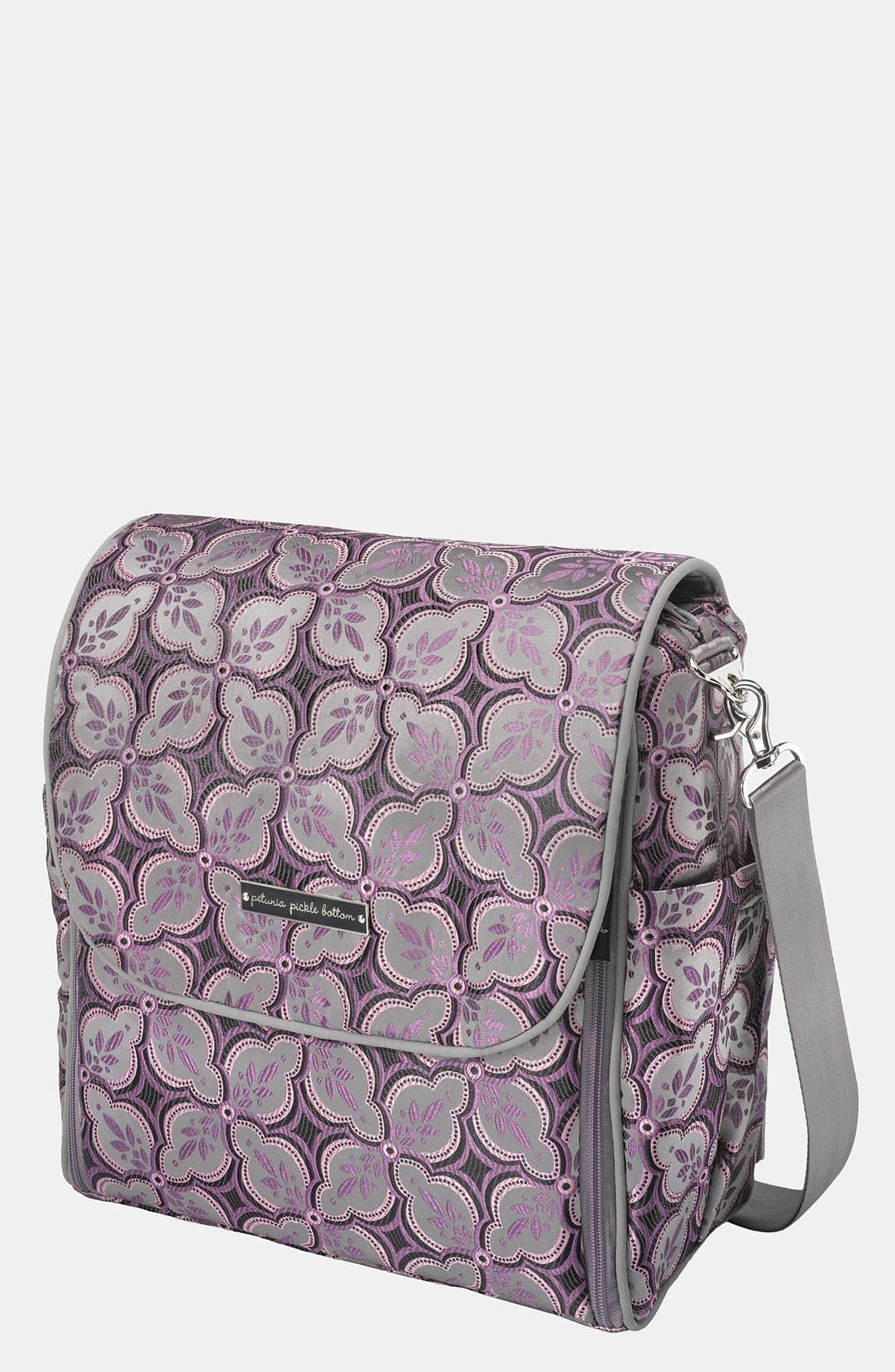 Alternate Image 1 Selected - Petunia Pickle Bottom 'Boxy' Backpack Diaper Bag