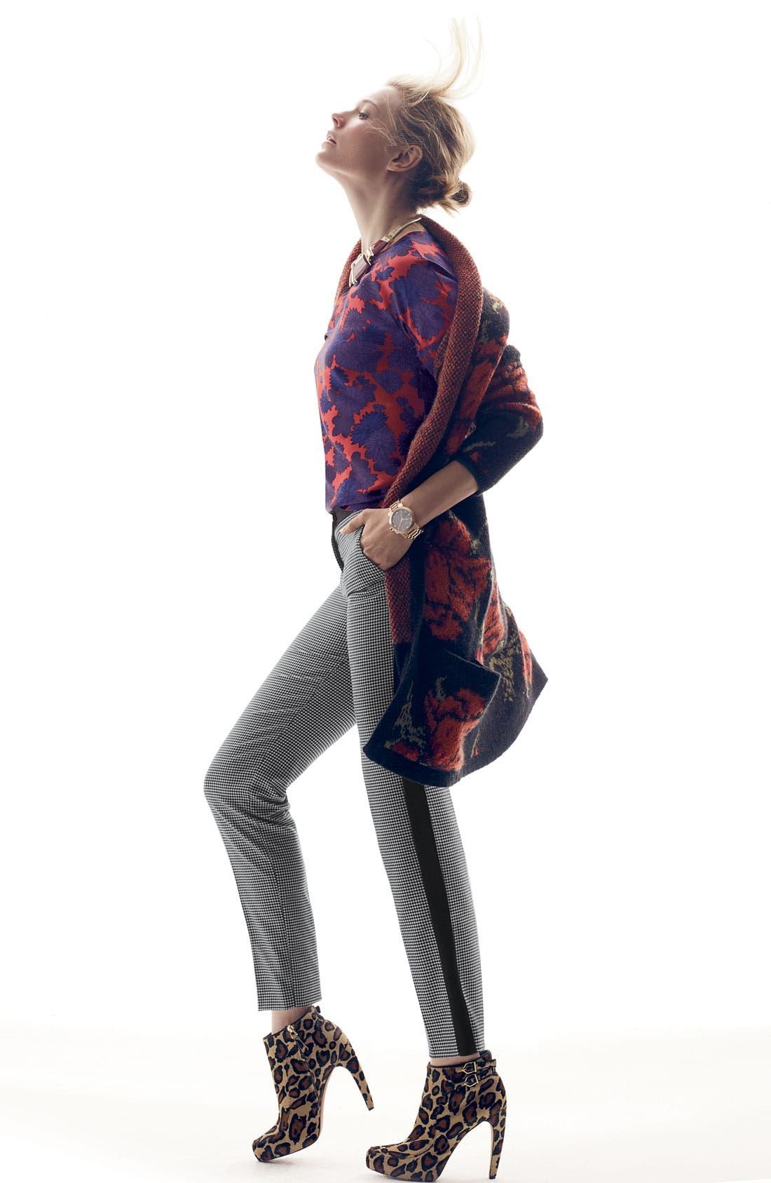 Alternate Image 6  - Free People Floral Cardigan
