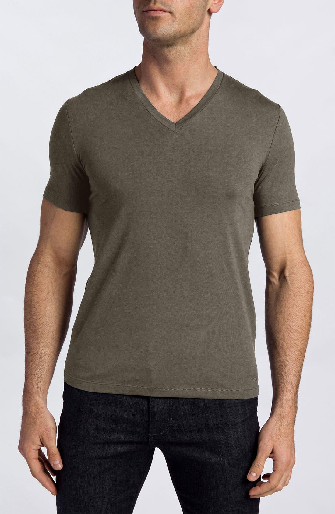Alternate Image 1 Selected - HUGO 'Dredoso' Slim Fit T-Shirt